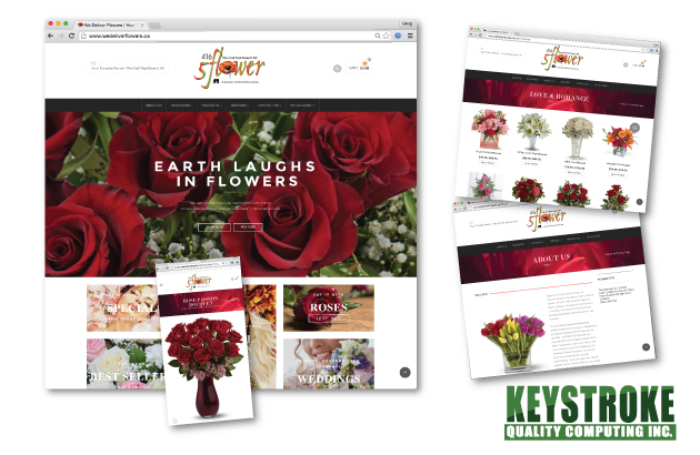 E-Commerce Webstore Development Oakville